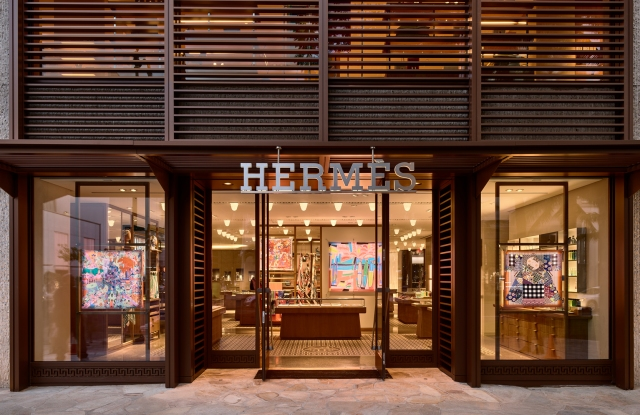 Hermes Goes Big in Hawaii, Giving Vote of Confidence to Region