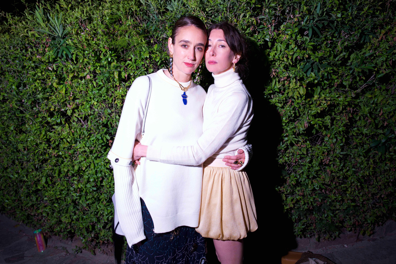 Natacha Ramsay-Levi and Camille Bidault-Waddington