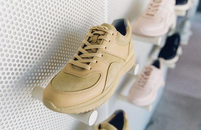 Everlane dropped its first Tread by Everlane sneakers in April.