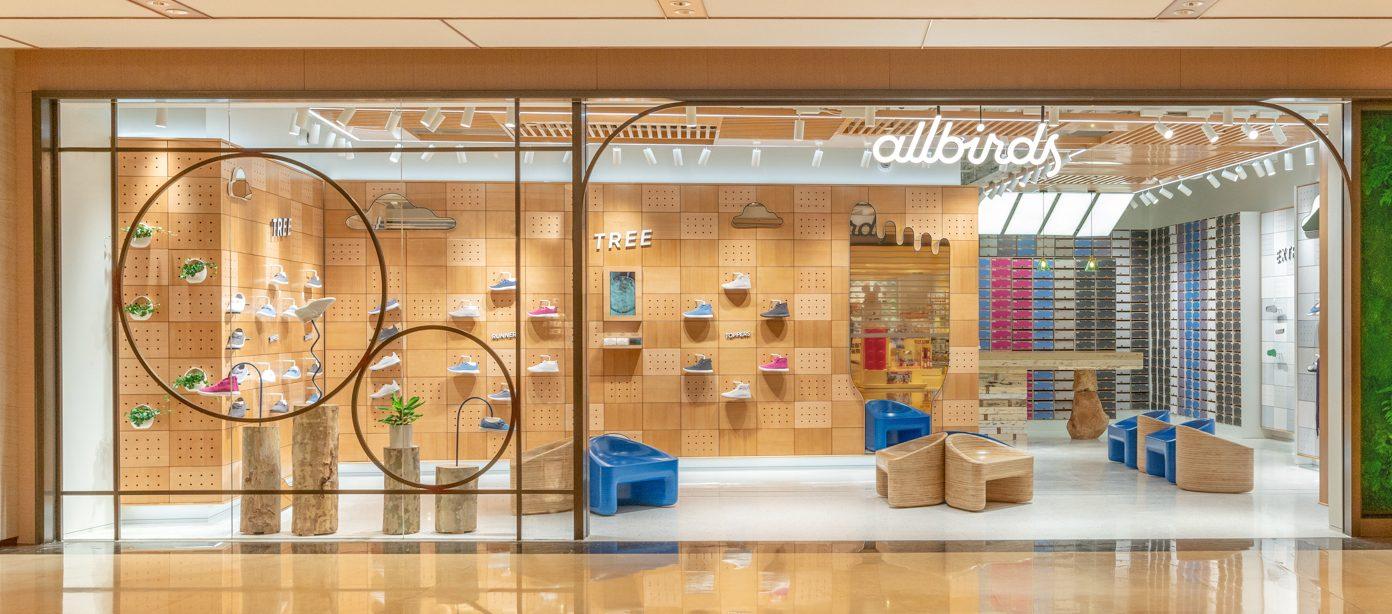 Allbirds Bets Big With Major Retail