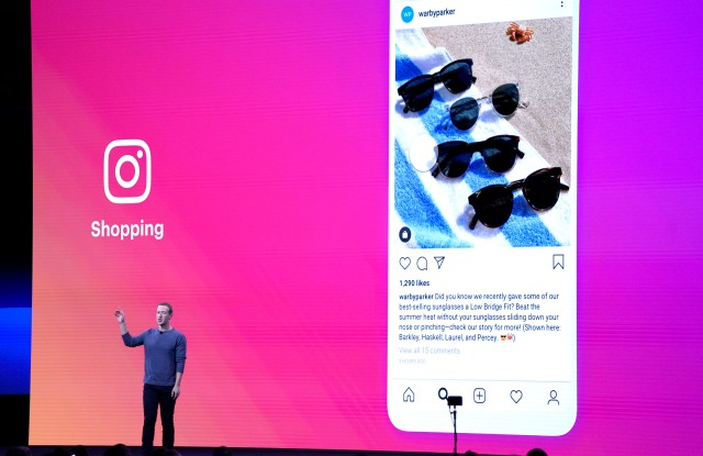 Facebook CEO Mark Zuckerberg makes the keynote speech at F8, the Facebook's developer conference, in San Jose, CalifFacebook Developer Conference, San Jose, USA - 30 Apr 2019
