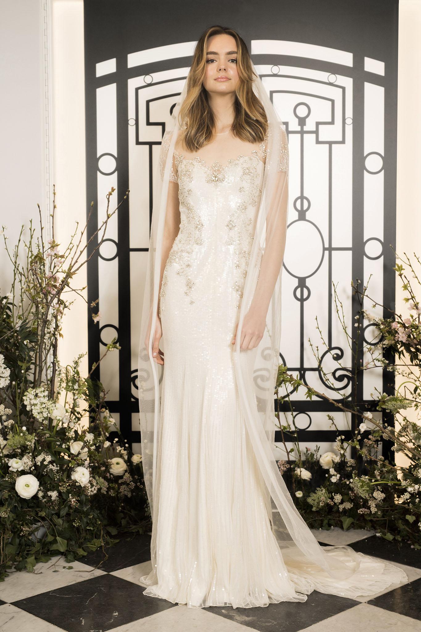 Jenny Packham Bridal Spring 2020