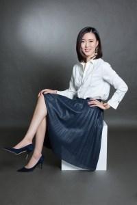 Nicole Yang, Secoo chief marketing officer.
