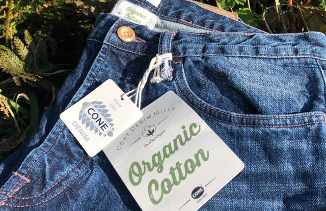 Cone Denim Organic Cotton