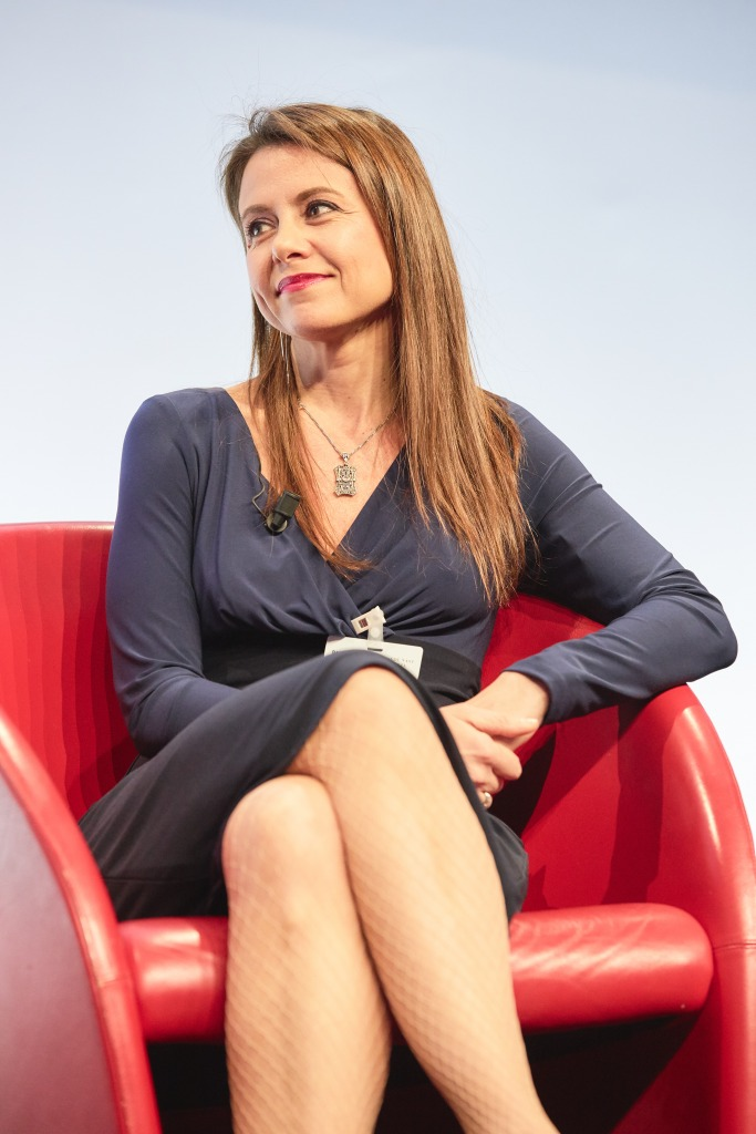 Fulvia Aurino, digital commerce, marketing and omnichannel director of ELC Italy The Estée Lauder Companies.