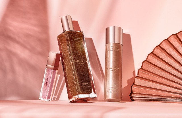 Patrick Ta's eponymous beauty brand enters Sephora one day after launch.