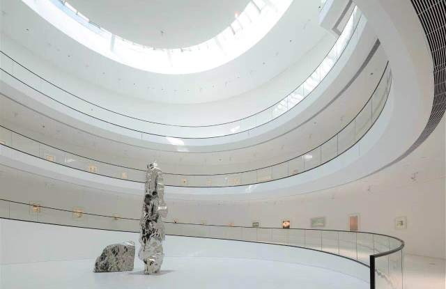 The Powerlong Museum in Shanghai.