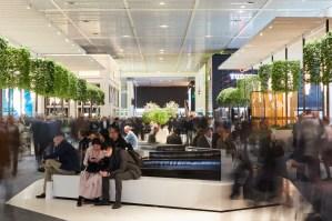 baselworld 2019; impression; hall 1.0; central plaza