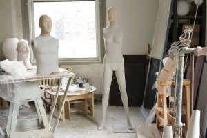 The Pucci mannequin factory.