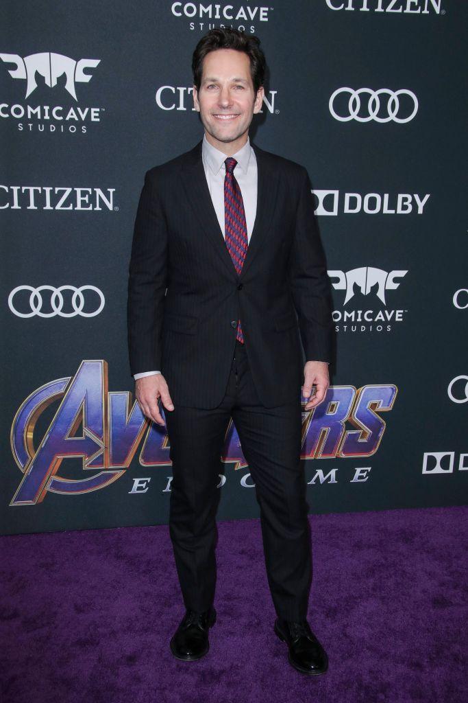 Paul Rudd'Avengers: Endgame' Film Premiere, Arrivals, LA Convention Center, Los Angeles, USA - 22 Apr 2019