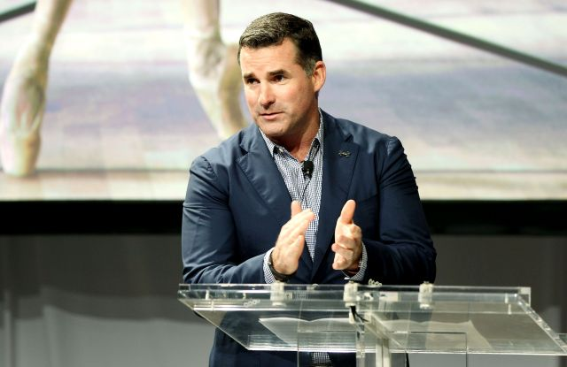 Kevin PlankUnder Armour 'I Will I Want' Women's Campaign, New York, America - 31 Jul 2014(CEO and founder of Under Armour, Inc)