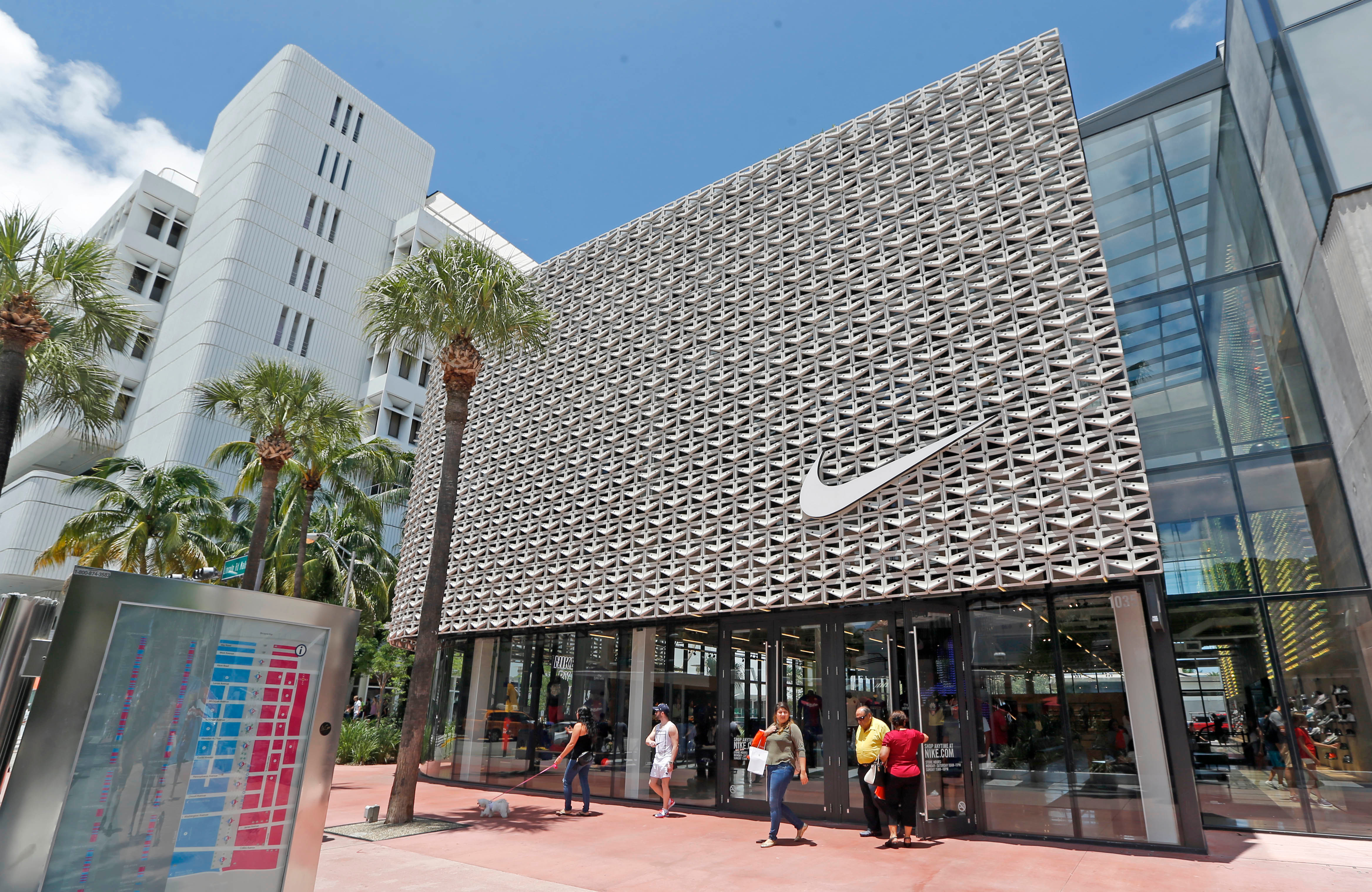 Missionary Frustration sensitivity  Nike's U.S. Stores Start to Reopen – WWD