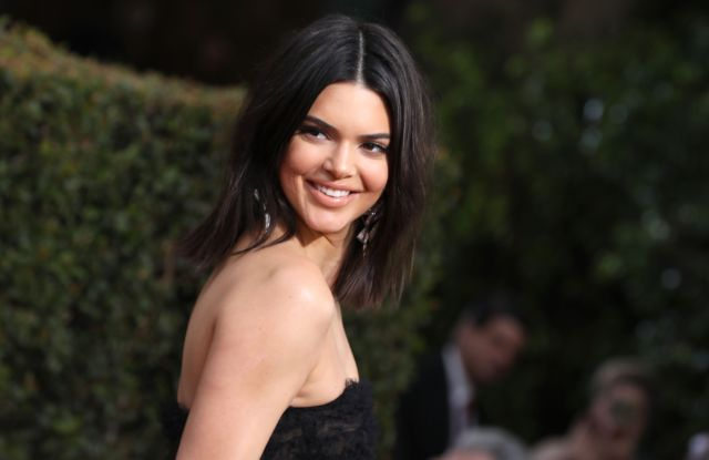Kendall Jenner75th Annual Golden Globe Awards, Arrivals, Los Angeles, USA - 07 Jan 2018