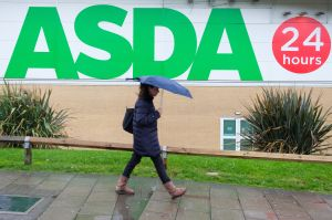Exterior of an Asda superstore, West LondonASDA and Sainsbury's merger talks, London, UK - 30 Apr 2018British supermarket chains Asda and Sainsbury's are reported to be in advanced talks for a possible merger.