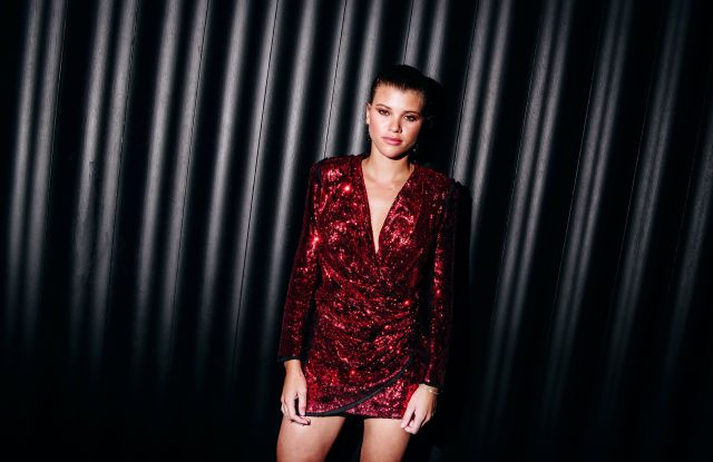 Sofia Richie is readying her debut fashion label, Sofia Stone.