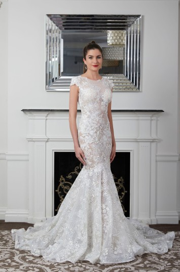 Serge Jevaguine Bridal Spring 2020