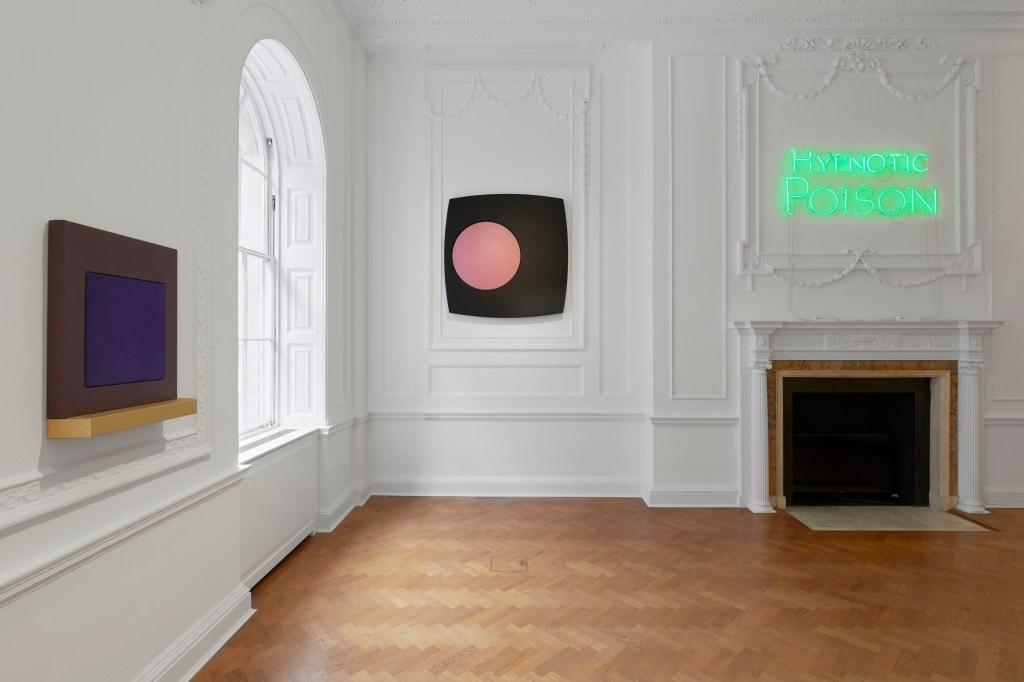 Sylvie Fleury exhibition at Galerie Thaddaeus Ropac