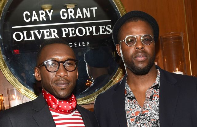 Mahershala Ali and Winston DukeOliver Peoples x Cary Grant Dinner Party, Los Angeles, USA - 04 Apr 2019