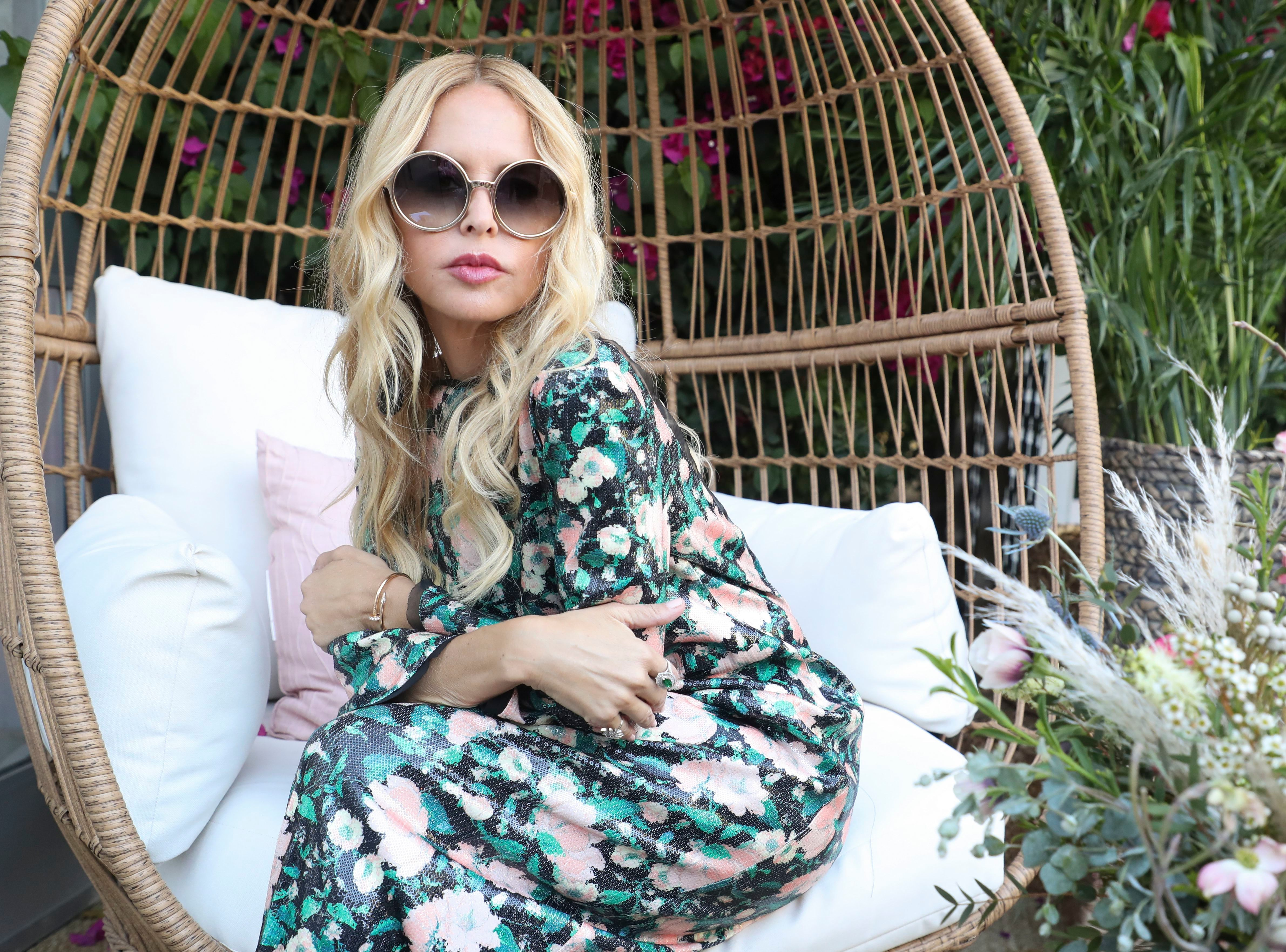 Rachel Zoe5th Annual ZOEasis Party, Coachella Valley Music and Arts Festival, Weekend 1, Day 1, Palm Springs, USA - 12 Apr 2019