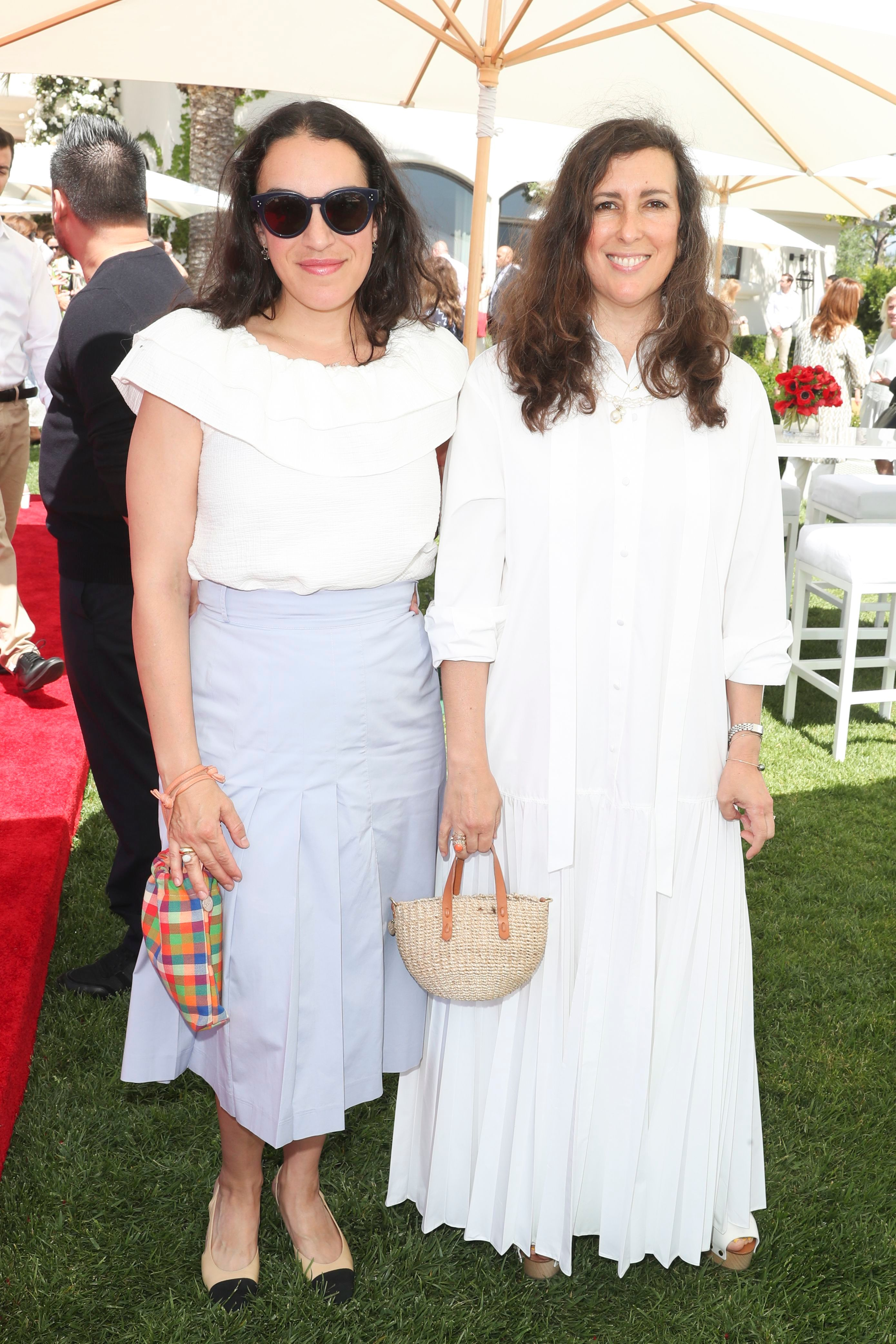 Heather Taylor and Clare VivierH.E.A.R.T. X Valentino, 14 Beverly Park, Los Angeles, USA - 24 Apr 2019