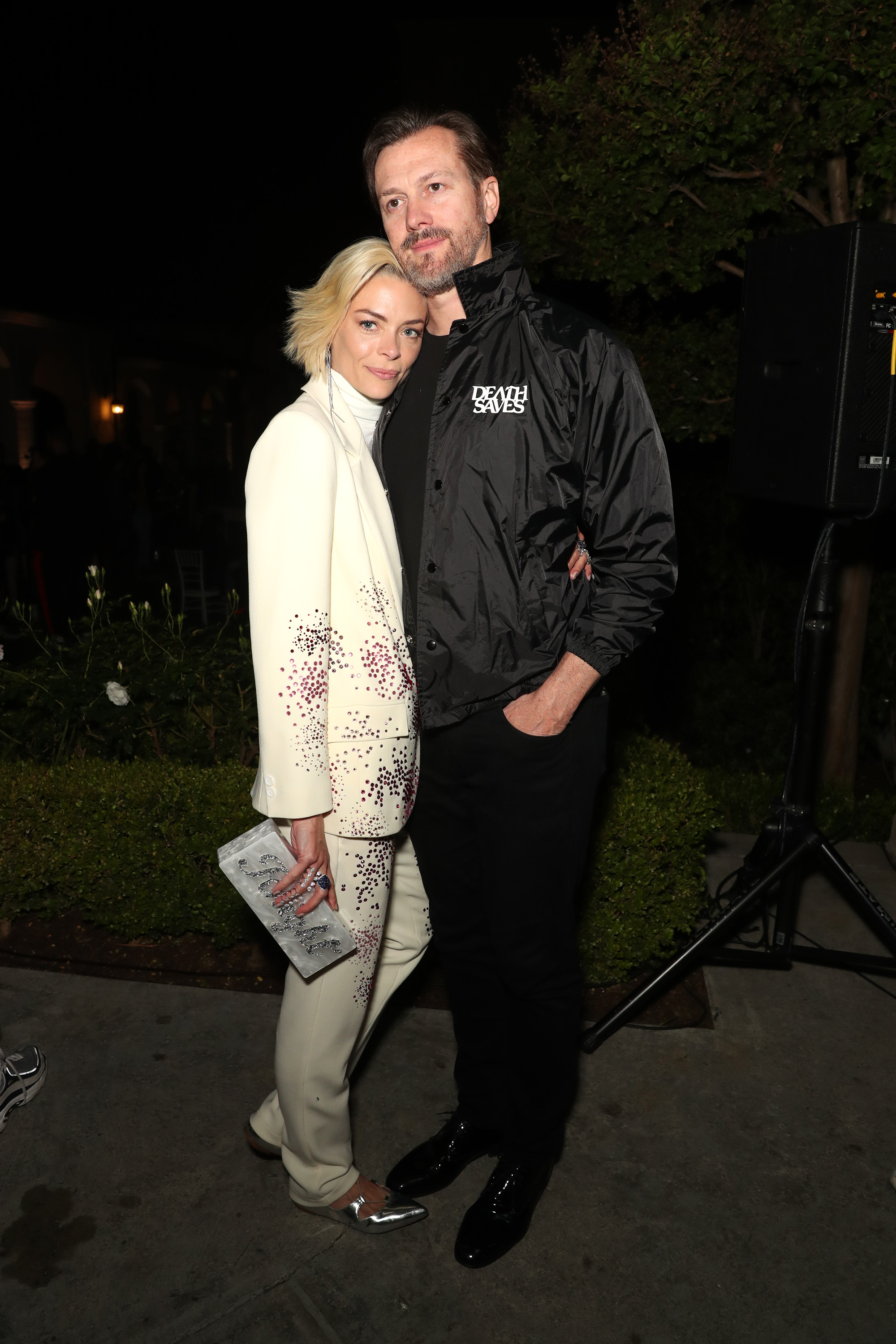 Jaime King and Kyle NewmanLibertine show, After Party, Fall Winter 2019, The Ebell, Los Angeles, USA - 26 Apr 2019