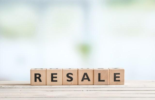 resale market