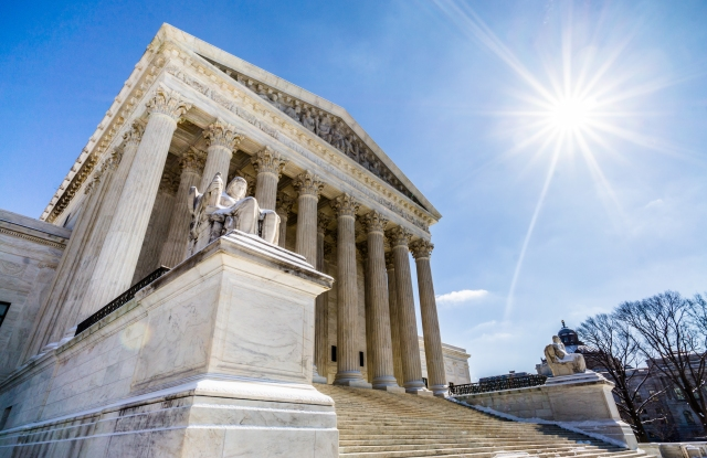 The U.S. Supreme Court will hear oral arguments in the cases when it reconvenes in October.