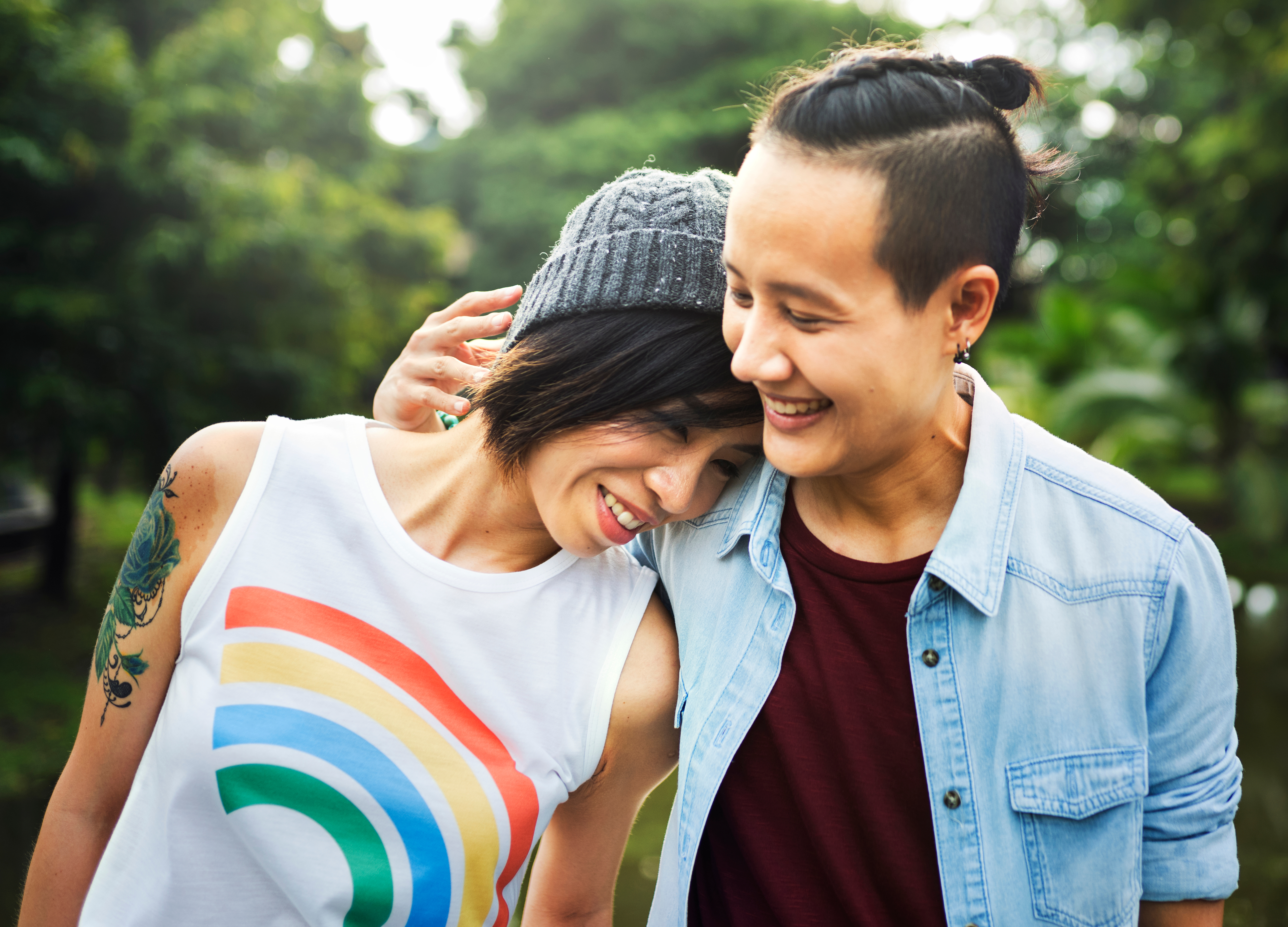 Brands that recognize non-traditional couples is part of an overall inclusion approach.