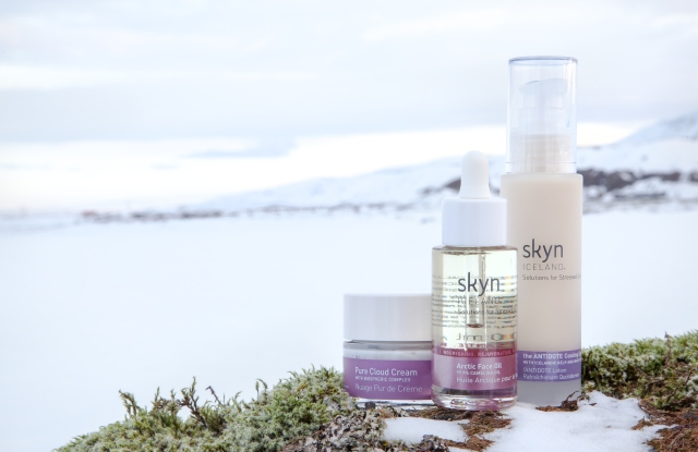 Skyn Iceland products.