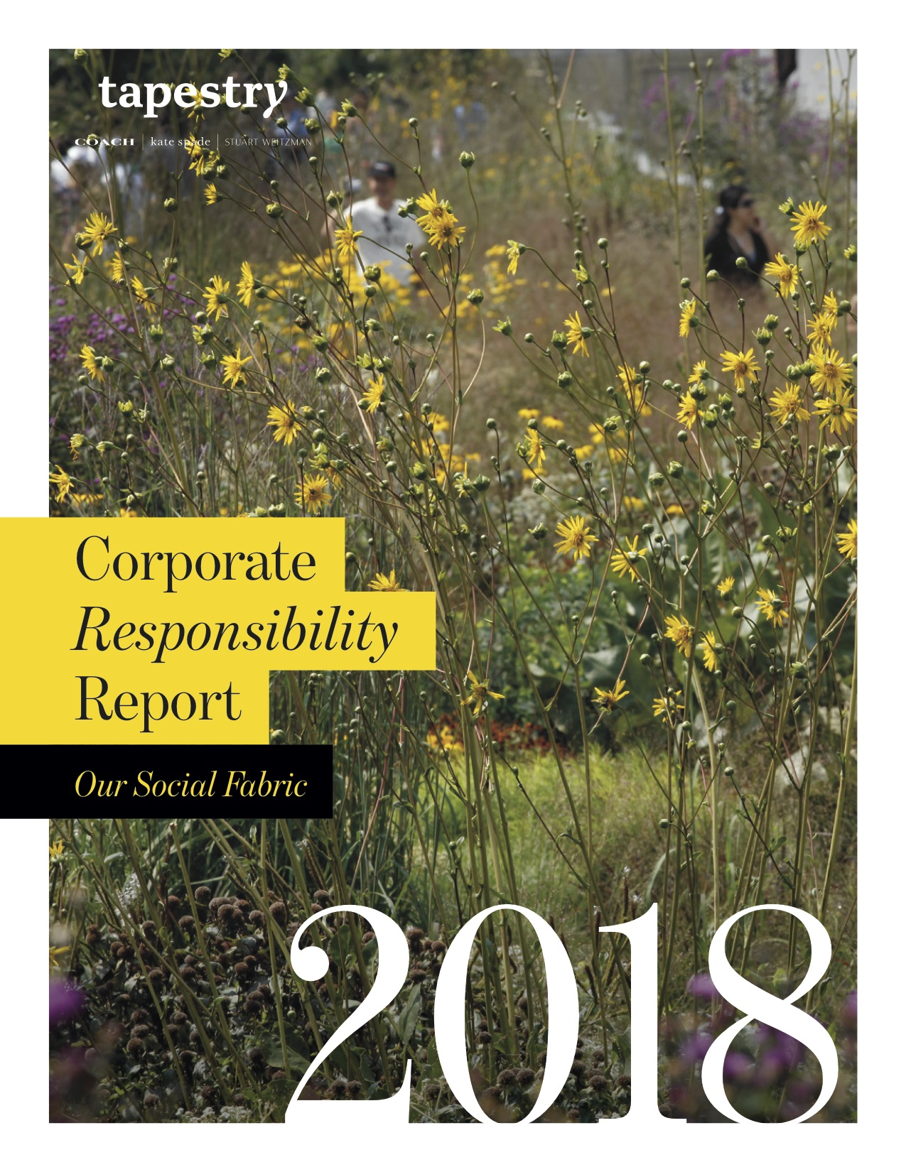 The Tapestry Corporate Responsibility Report.