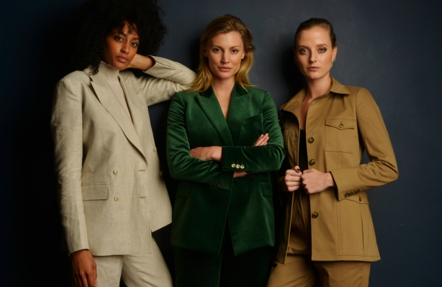 The Deck, a women's tailored clothing brand, will launch on April 25.