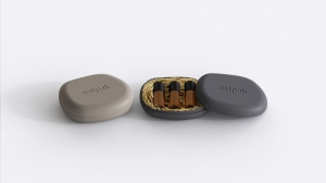 Compostable Stone Massage Oil Packaging