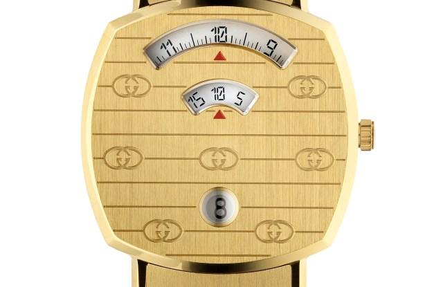 Gucci's grip watch