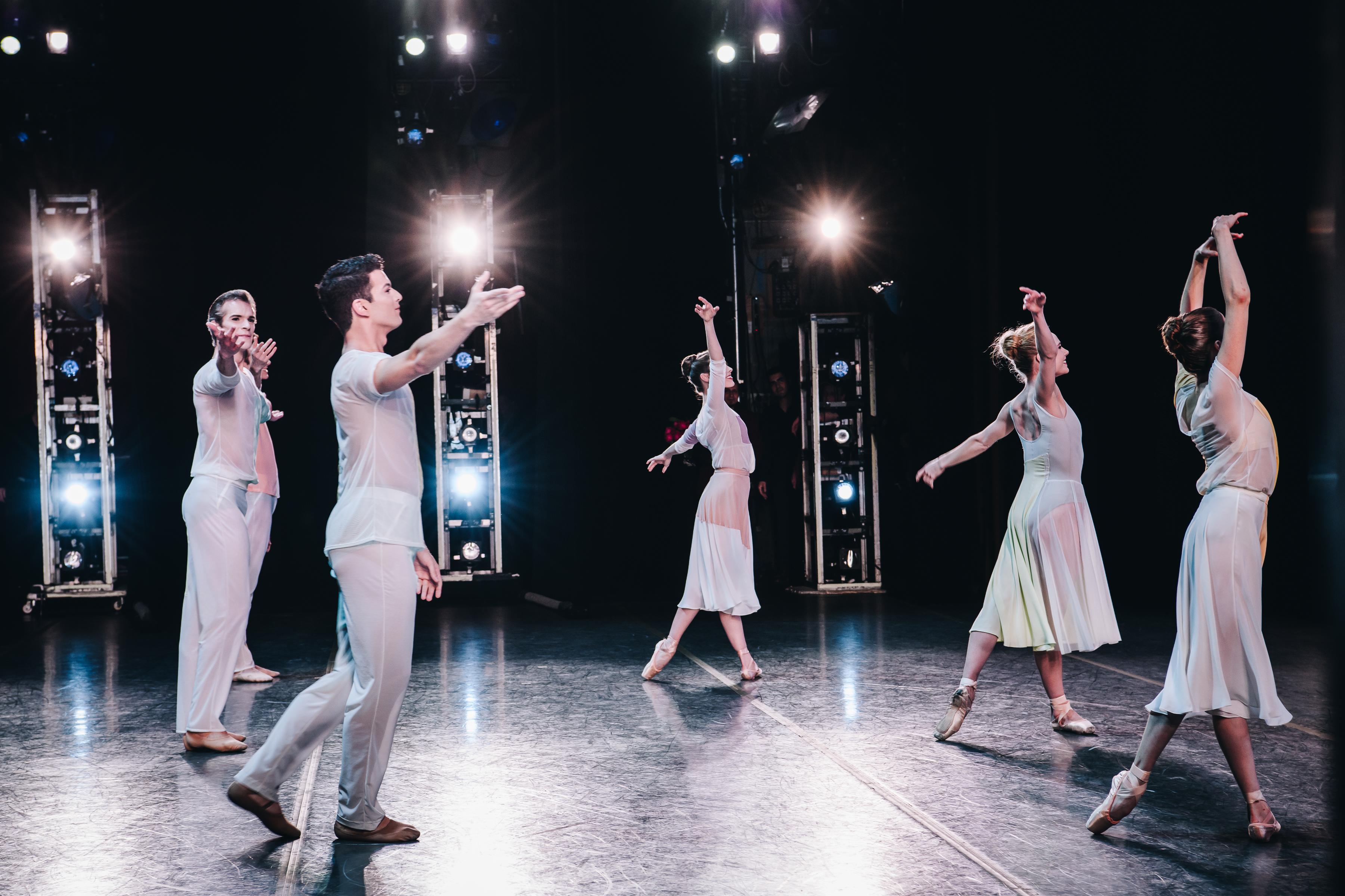 NYCB dancers
