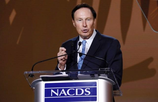 Steven C. Anderson, president of NACDS.
