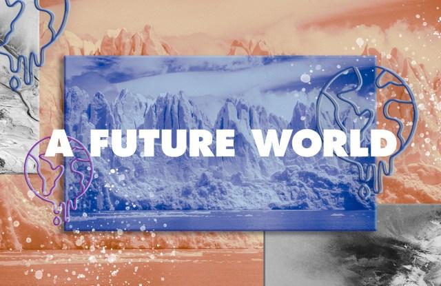 Dazed Media's sustainability platform, A Future World