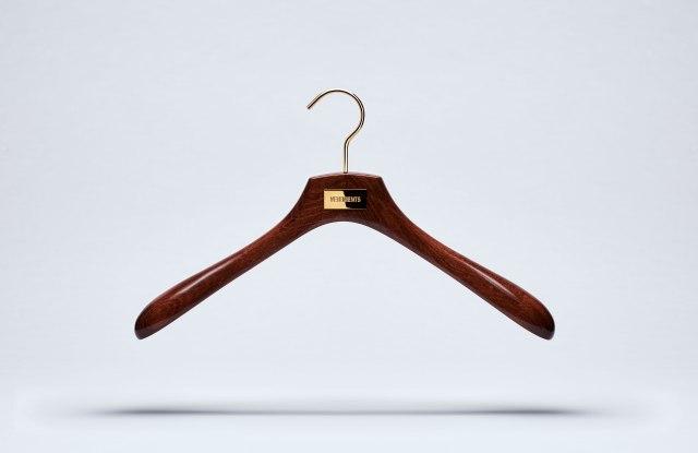 Arch & Hook hanger for Vetements