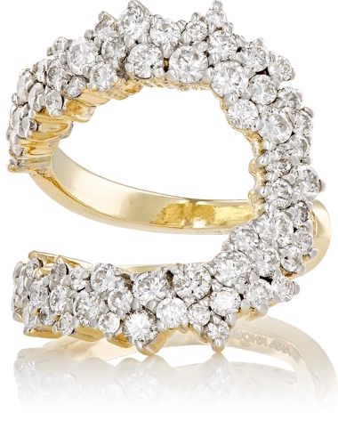 Ana Khouri diamond ring, available through Barneys New York