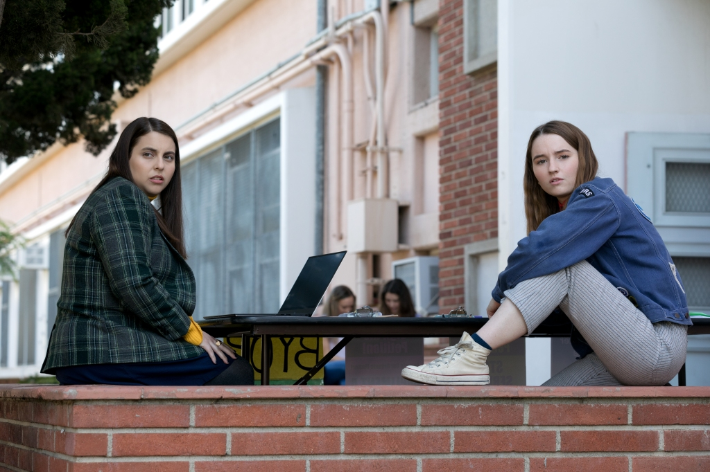 BS_02696_RCBeanie Feldstein stars as Molly and Kaitlyn Dever as Amy in Olivia Wilde's directorial debut, BOOKSMART, an Annapurna Pictures release.Credit: Francois Duhamel / Annapurna Pictures