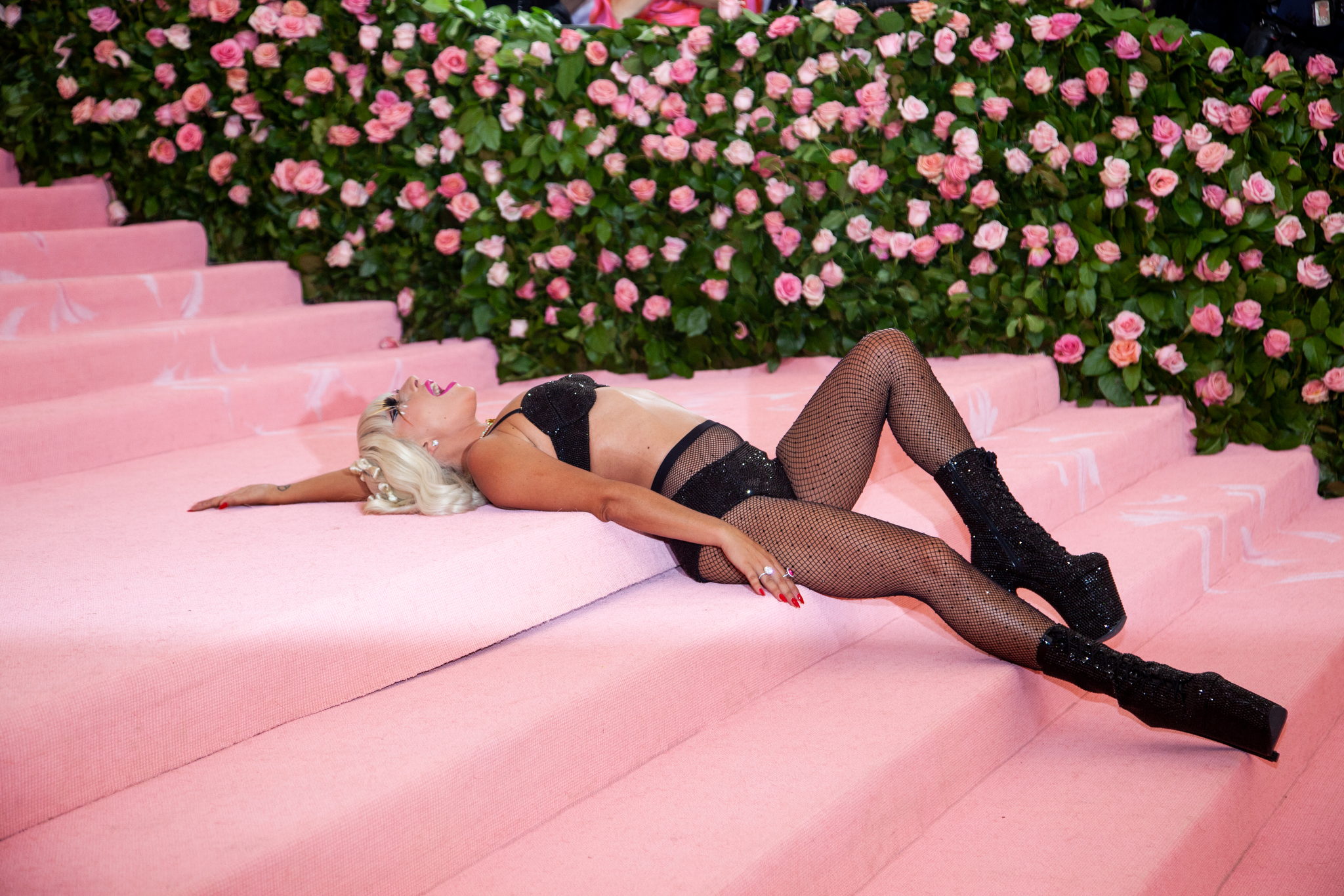 Lady Gaga in Brandon Maxwell`
