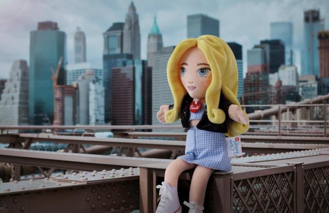 Chiara Ferragni's Trudi doll
