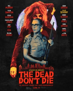 "Chloë Sevigny in the poster for ""The Dead Don't Die"""