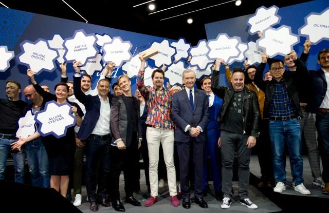 LVMH Innovation Awards at VivaTech - Paris May2019