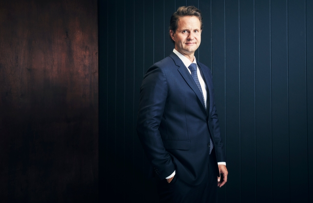Wolfgang Baier, group chief executive officer of Luxasia.