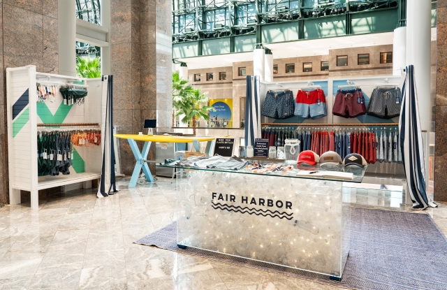 The Fair Harbor location in Brookfield Place.