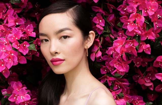 Fei Fei Sun, brand ambassador of Estée Lauder