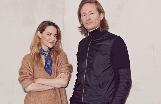 Ditte and Nicolaj Reffstrup