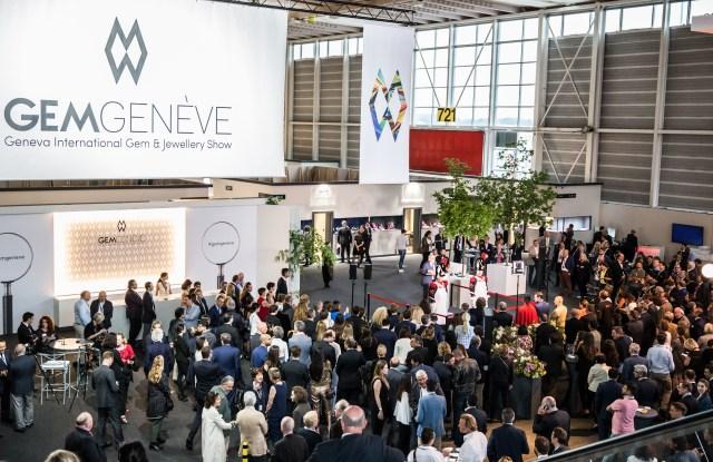 The GemGenève gem show