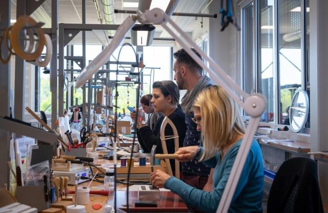 Hermès International's Ateliers de Fitilieu
