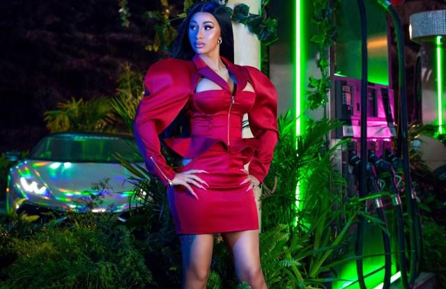 Cardi B x Fashion Nova